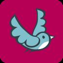 icon bluebird