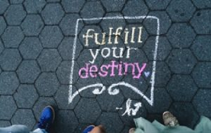 Fulfil your destiny in a box